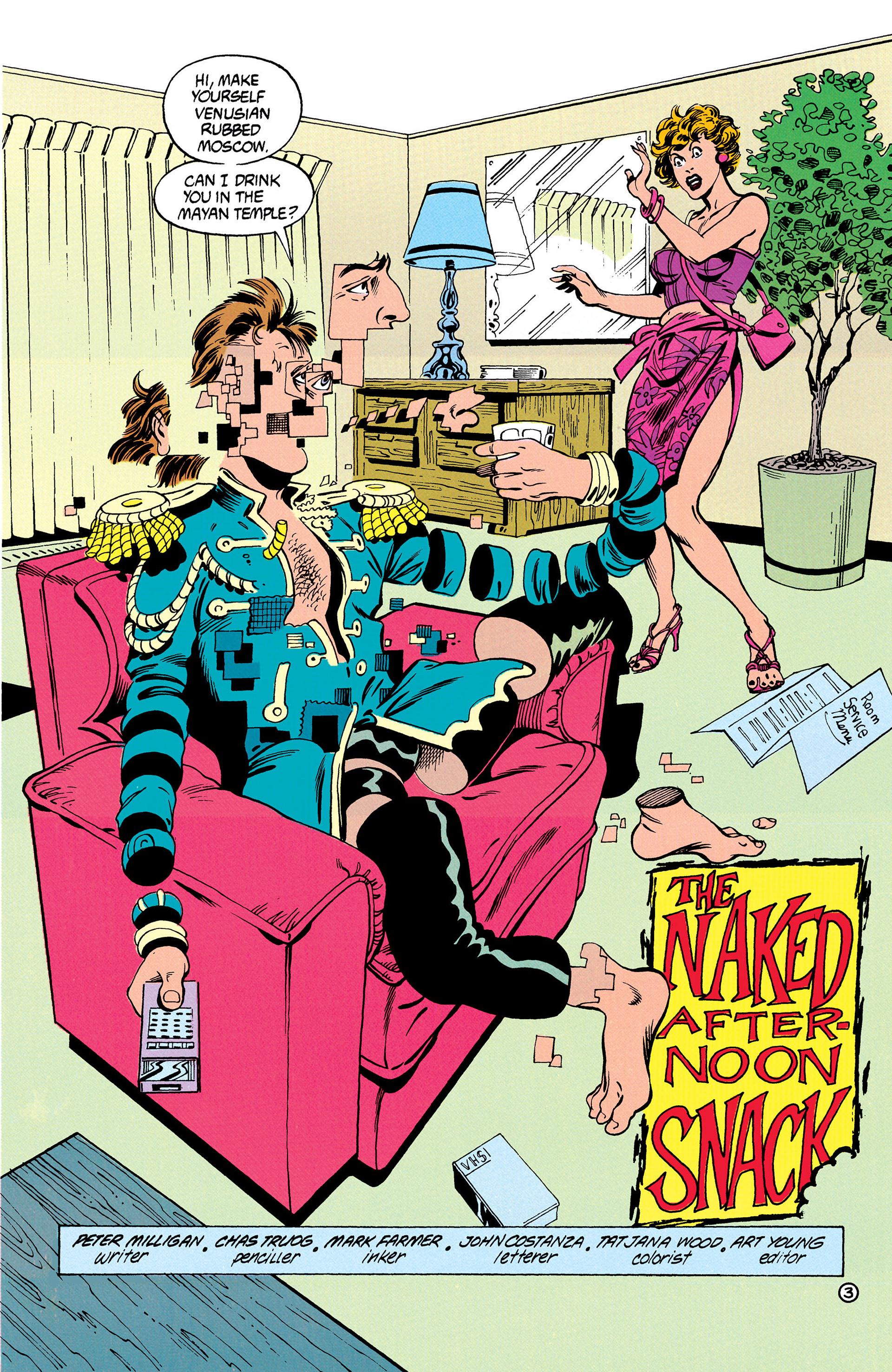 Read online Animal Man (1988) comic -  Issue #28 - 4