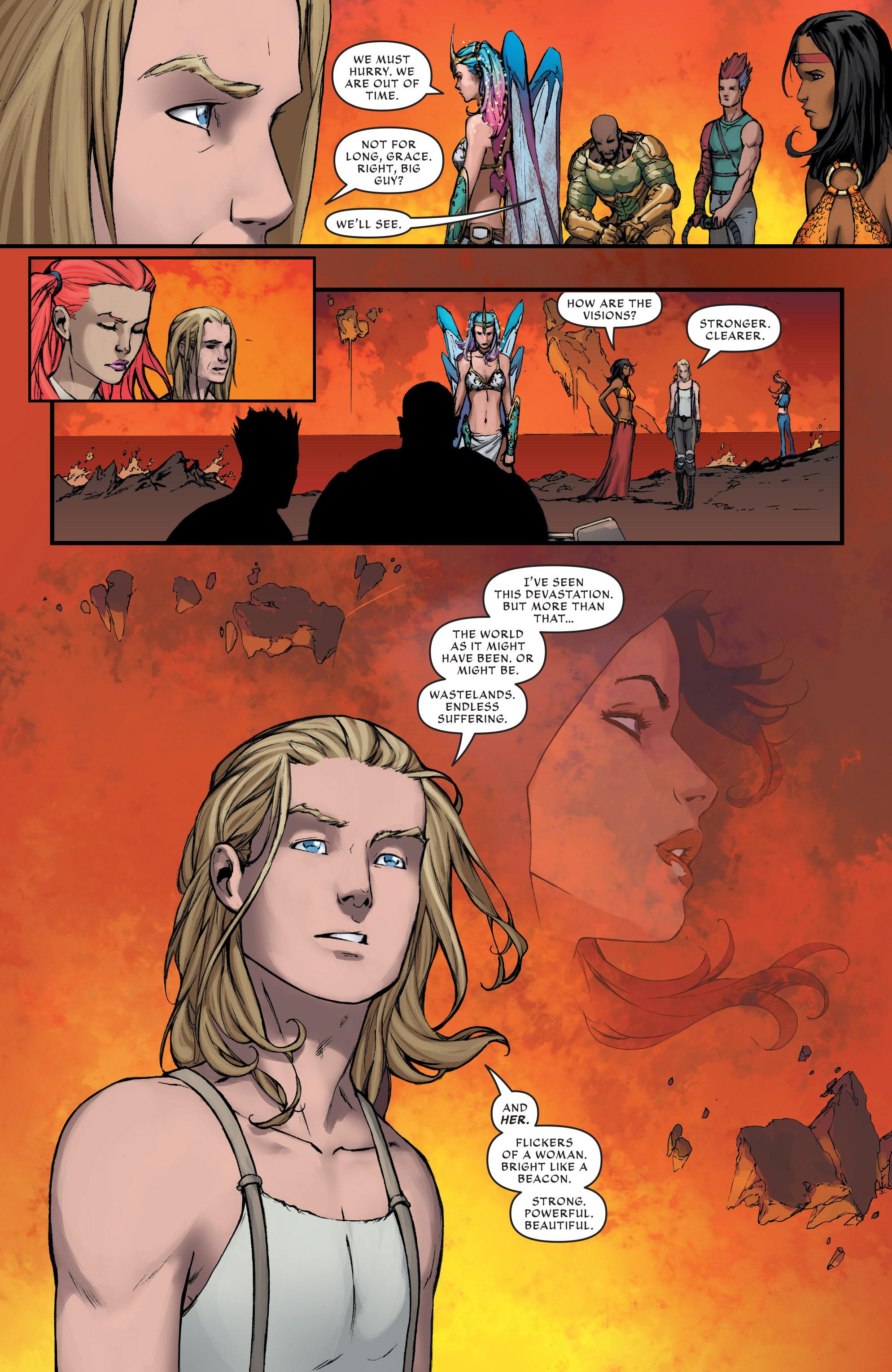 Read online Aspen Universe: Revelations comic -  Issue #1 - 9