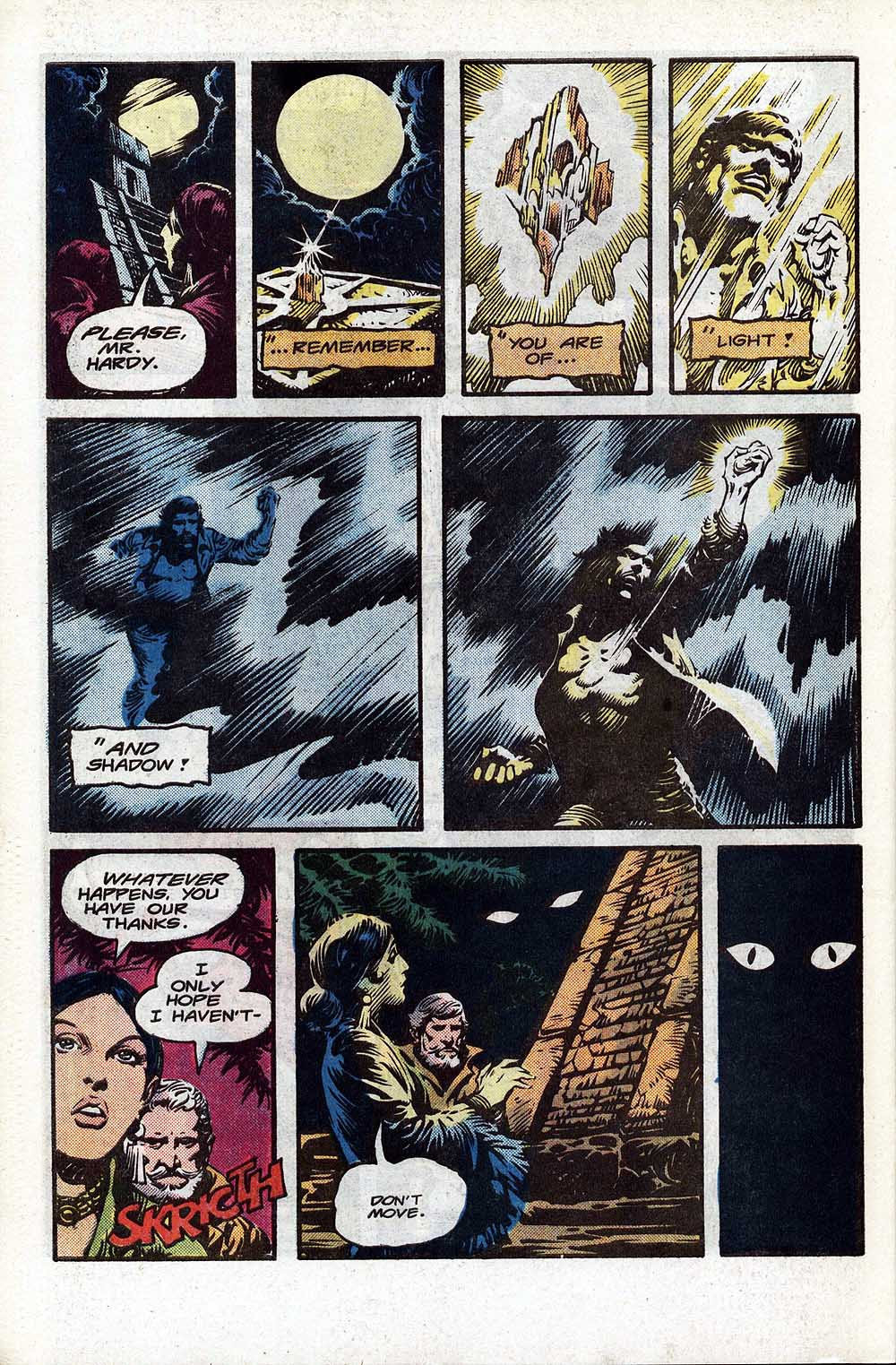 Read online The Fly (1983) comic -  Issue #4 - 34