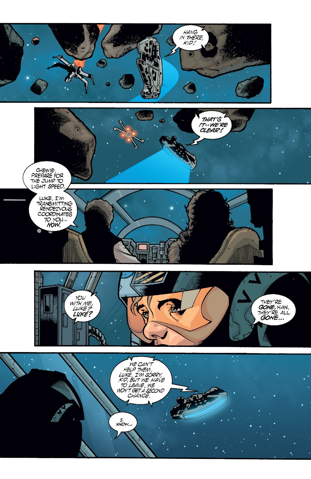 Read online Star Wars Legends: Infinities - Epic Collection comic -  Issue # TPB (Part 1) - 26