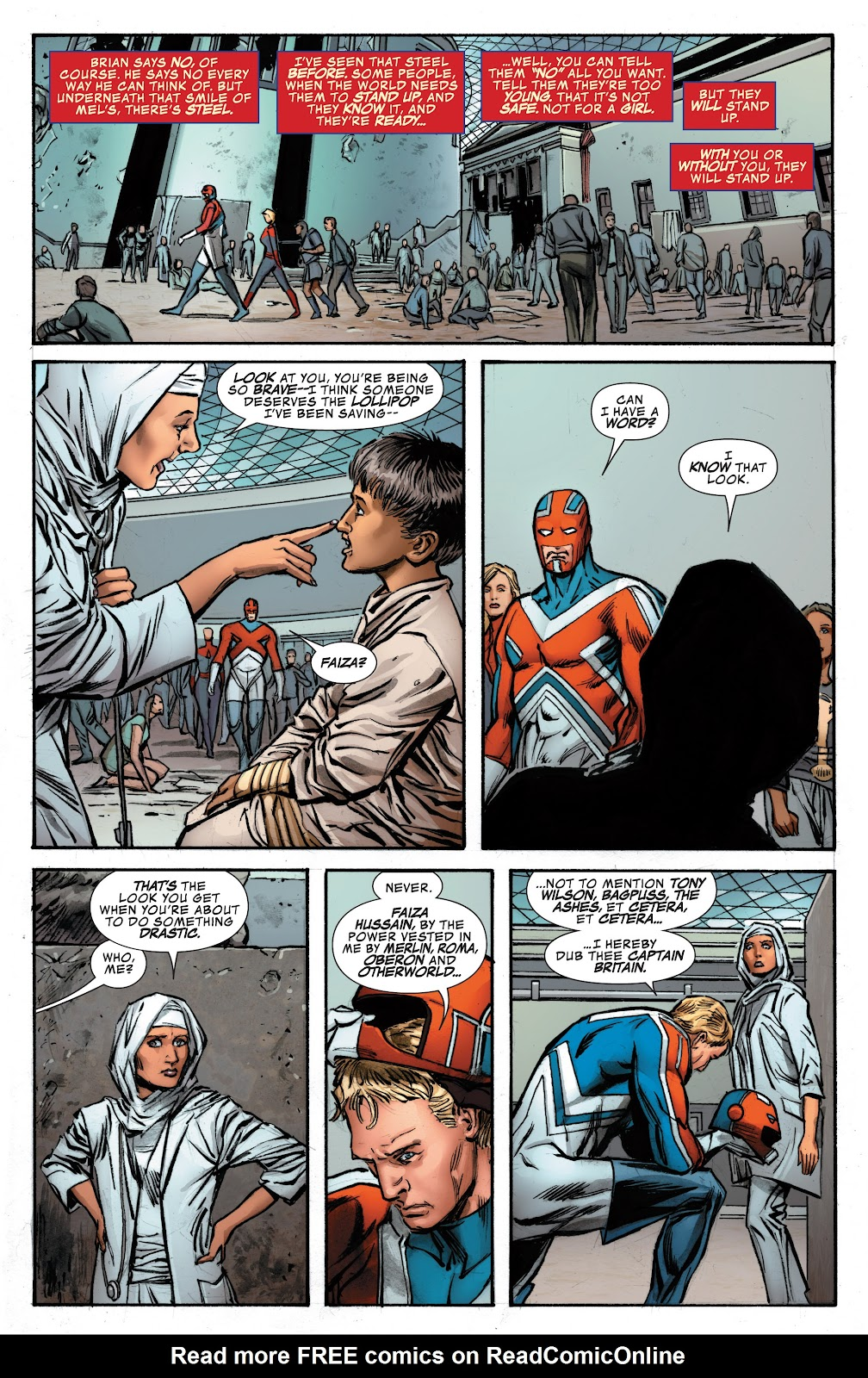 Read online Age of Ultron Companion comic -  Issue # TPB (Part 1) - 34