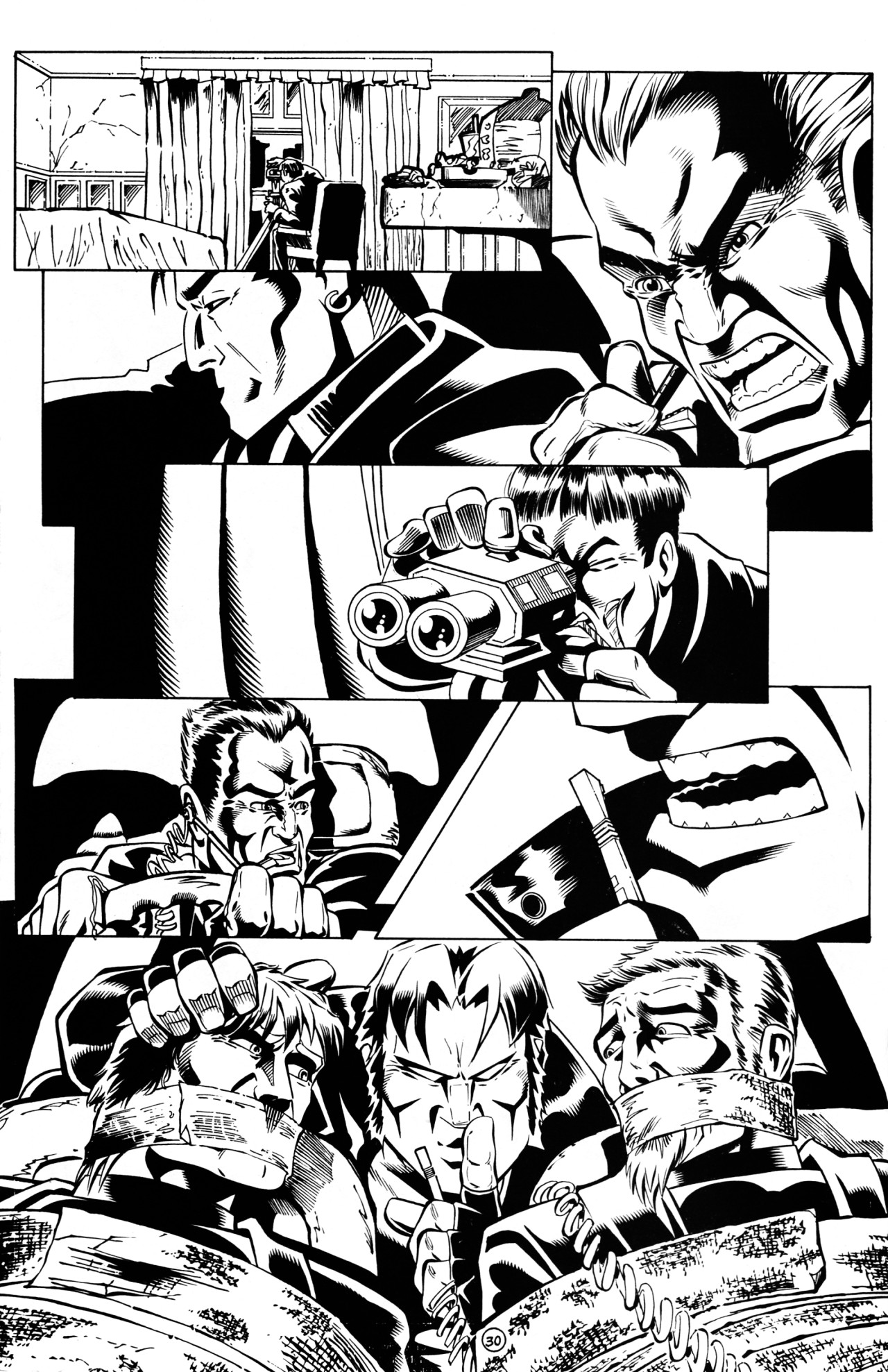 Read online Dr. Weird (1997) comic -  Issue #2 - 32