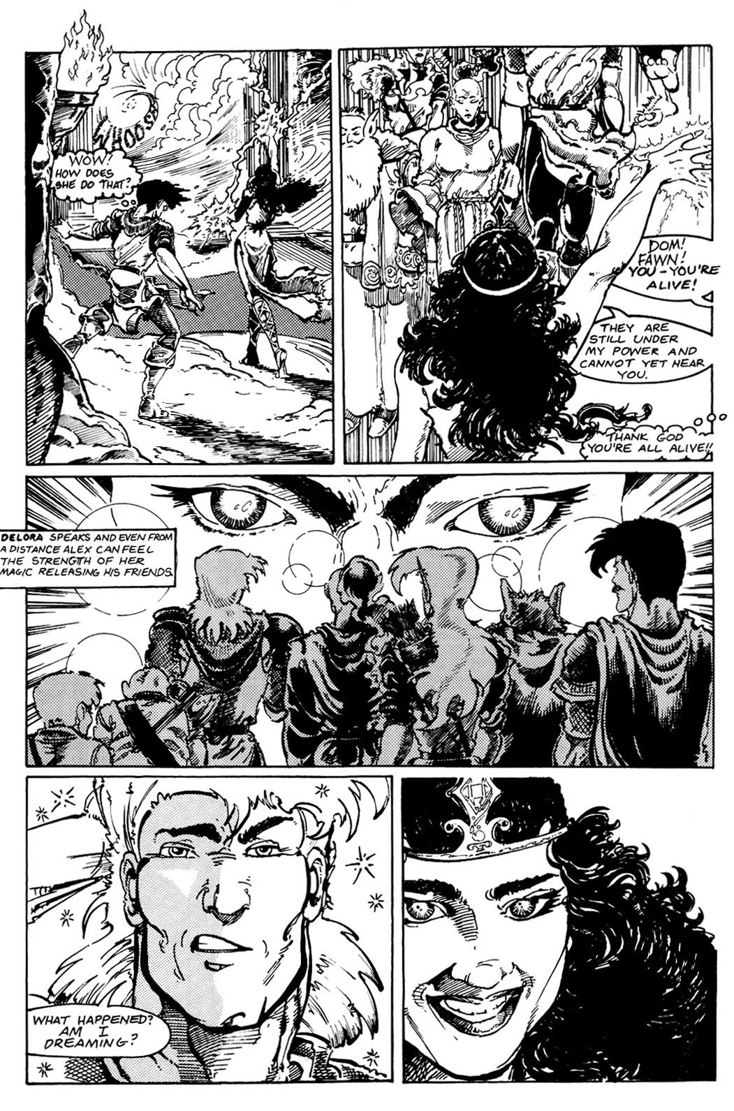 The Realm (1986) issue 17 - Page 9