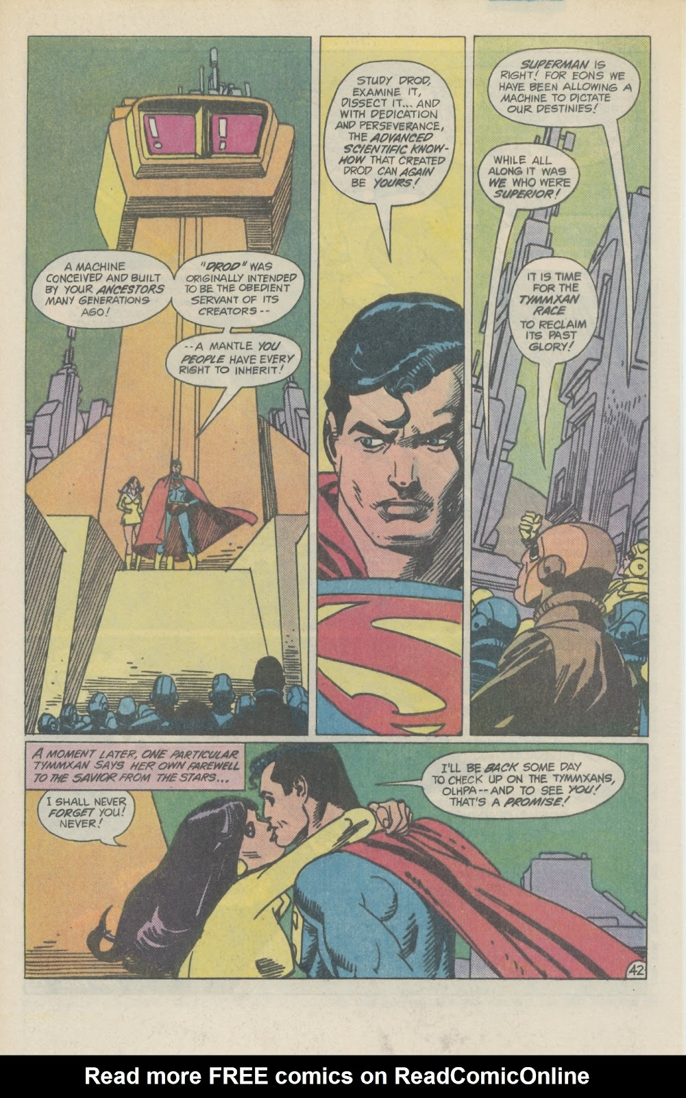 Read online Superman Special (1983) comic -  Issue #2 - 48