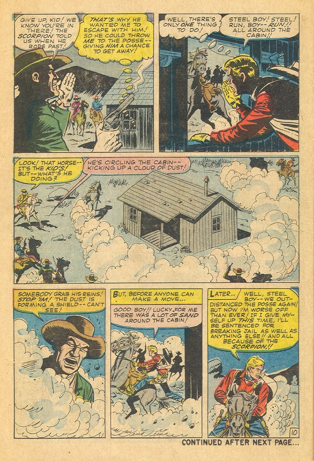 Kid Colt Outlaw issue 115 - Page 14