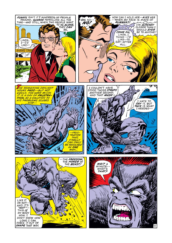 Read online Amazing Adventures (1970) comic -  Issue #12 - 12