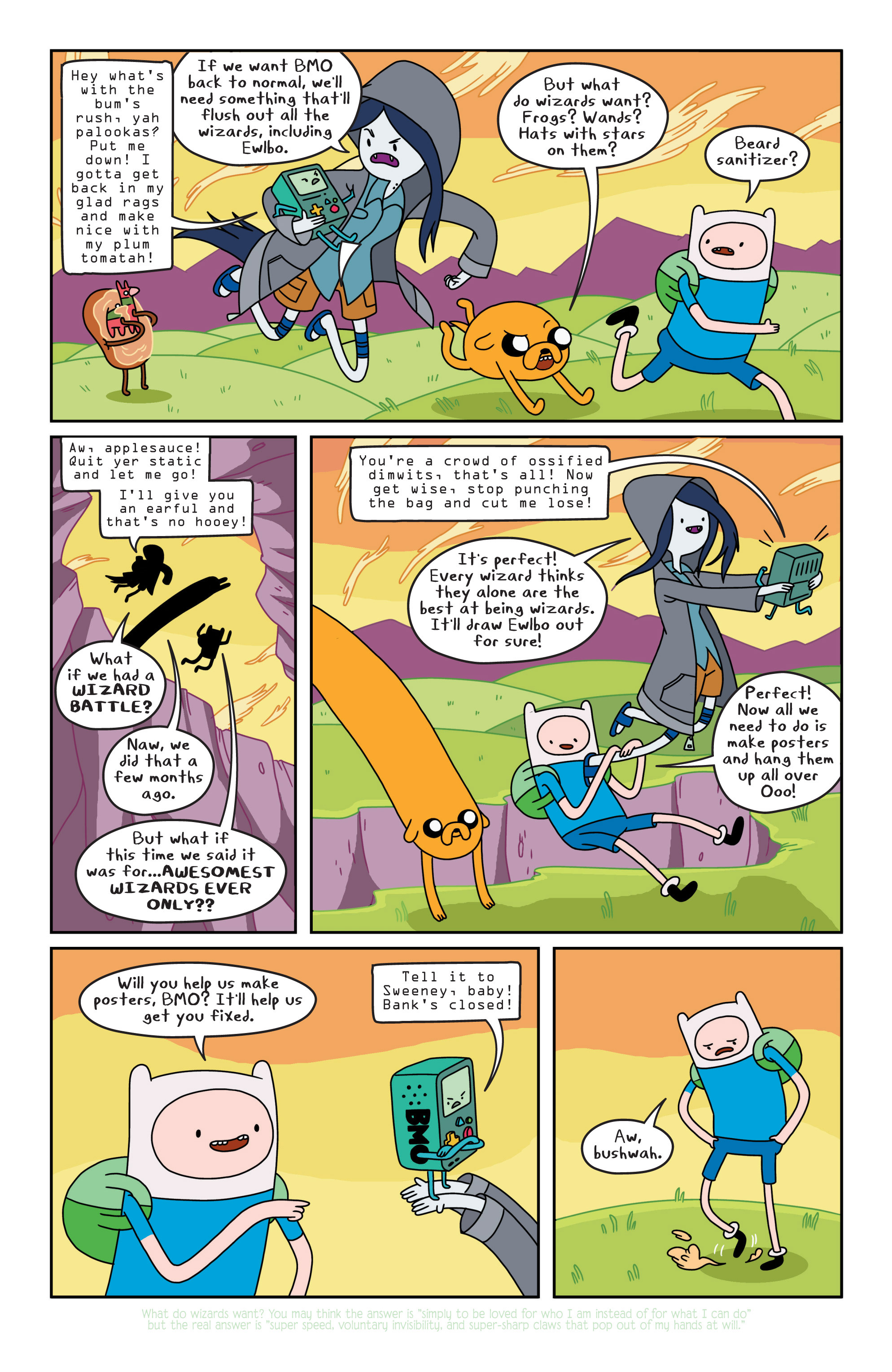 Adventure Time 12 Page 11