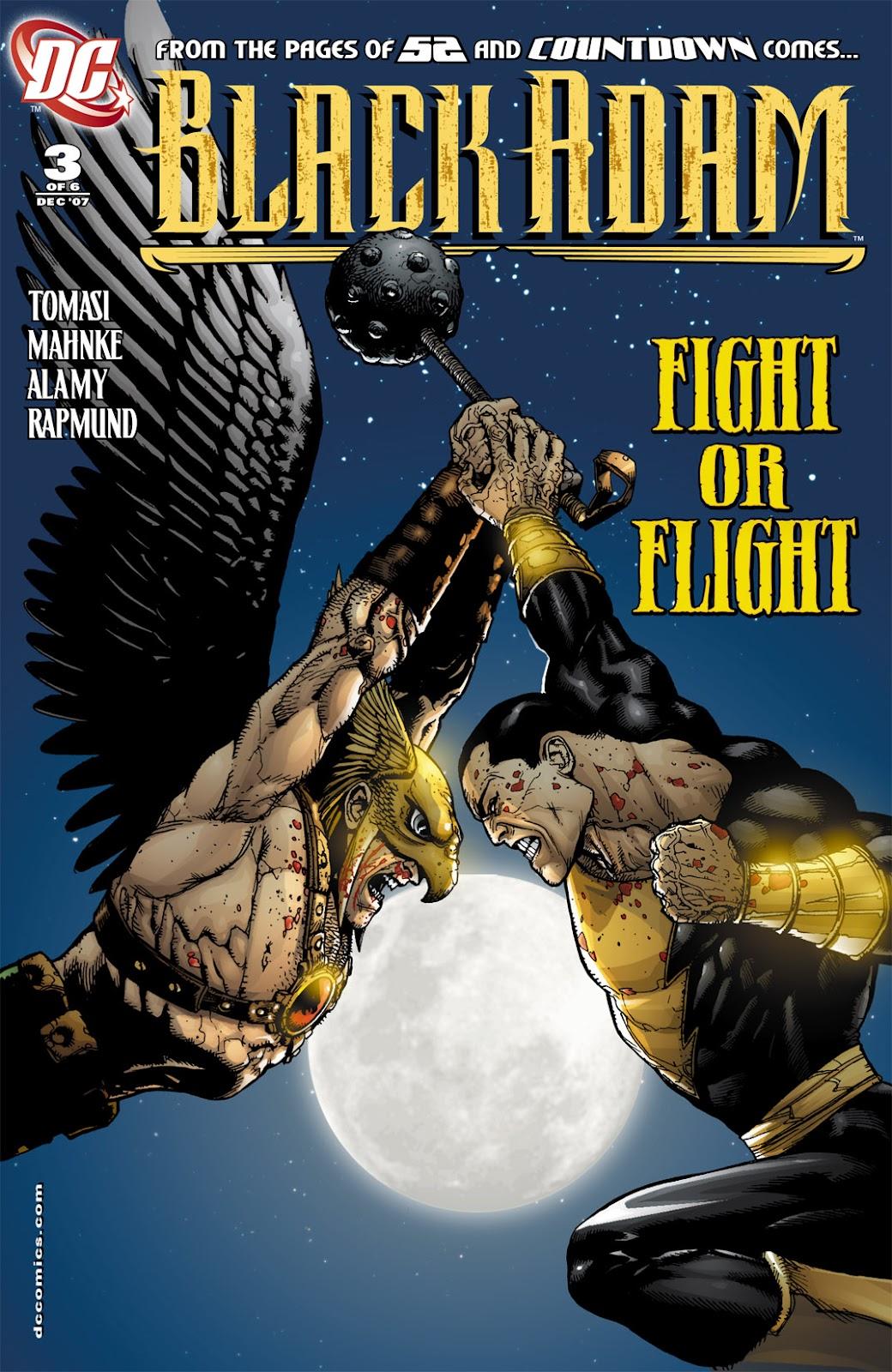 Black Adam: The Dark Age issue 3 - Page 1