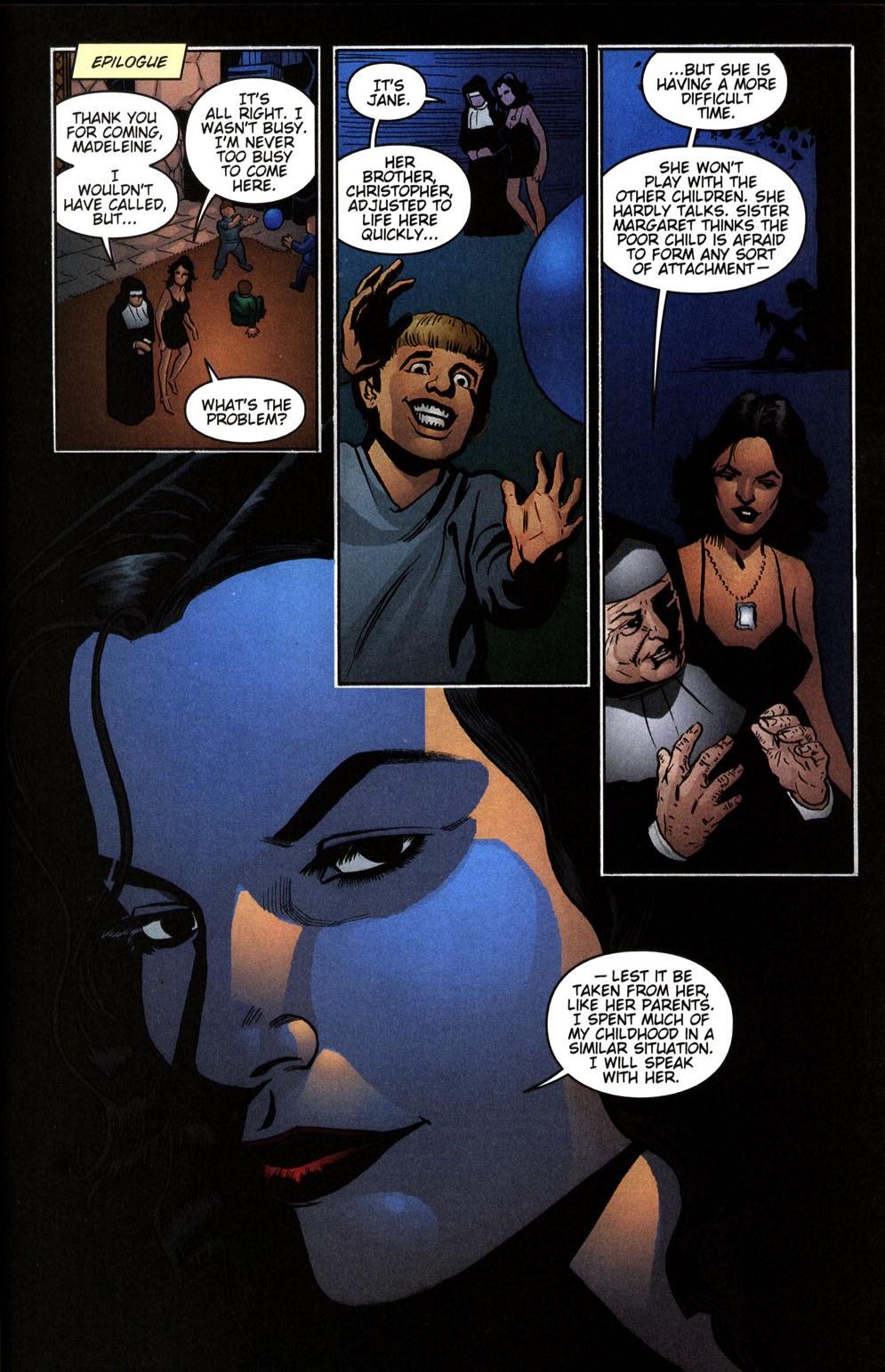 Read online Vampire the Masquerade comic -  Issue # Giovanni - 48