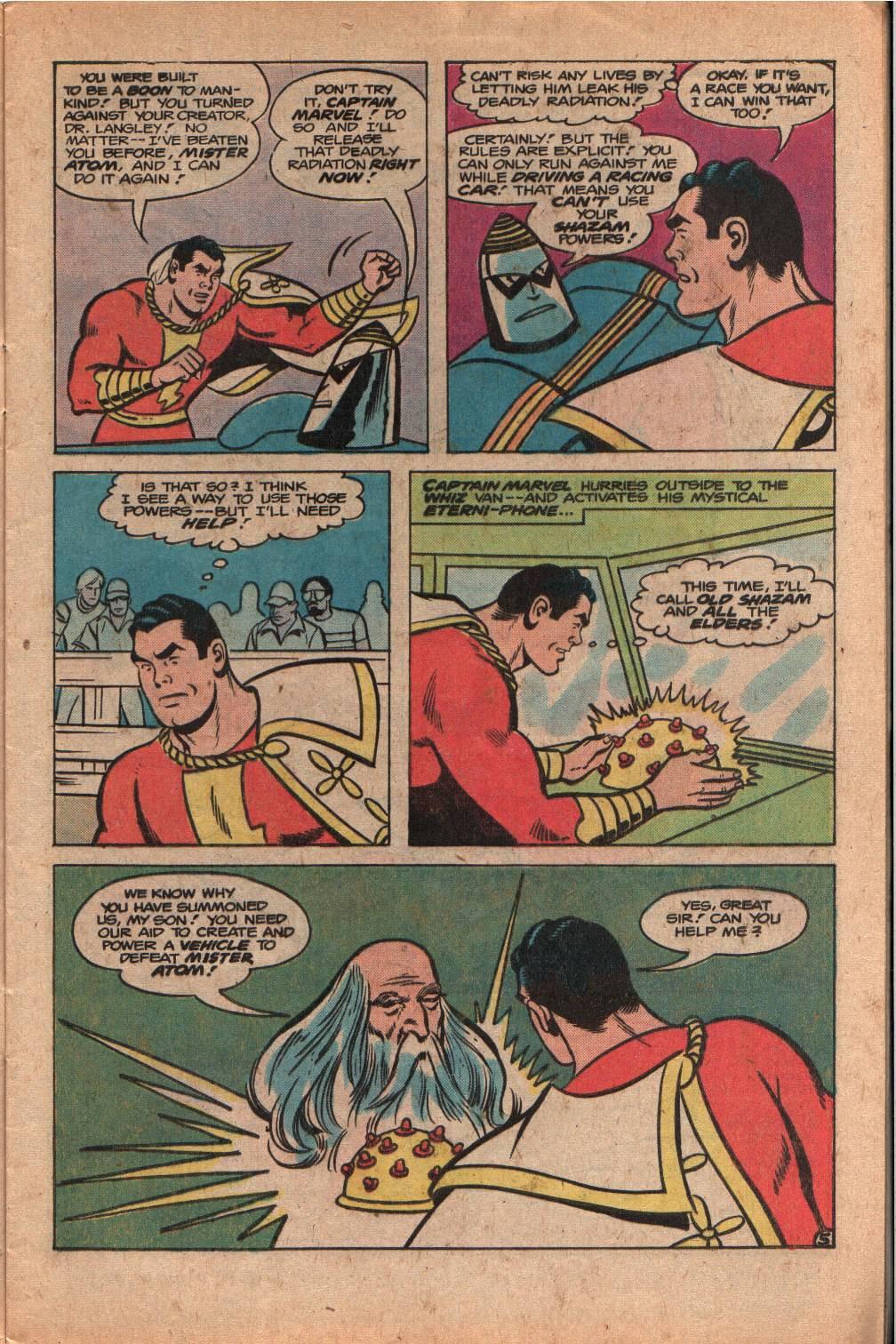 Read online Shazam! (1973) comic -  Issue #33 - 9