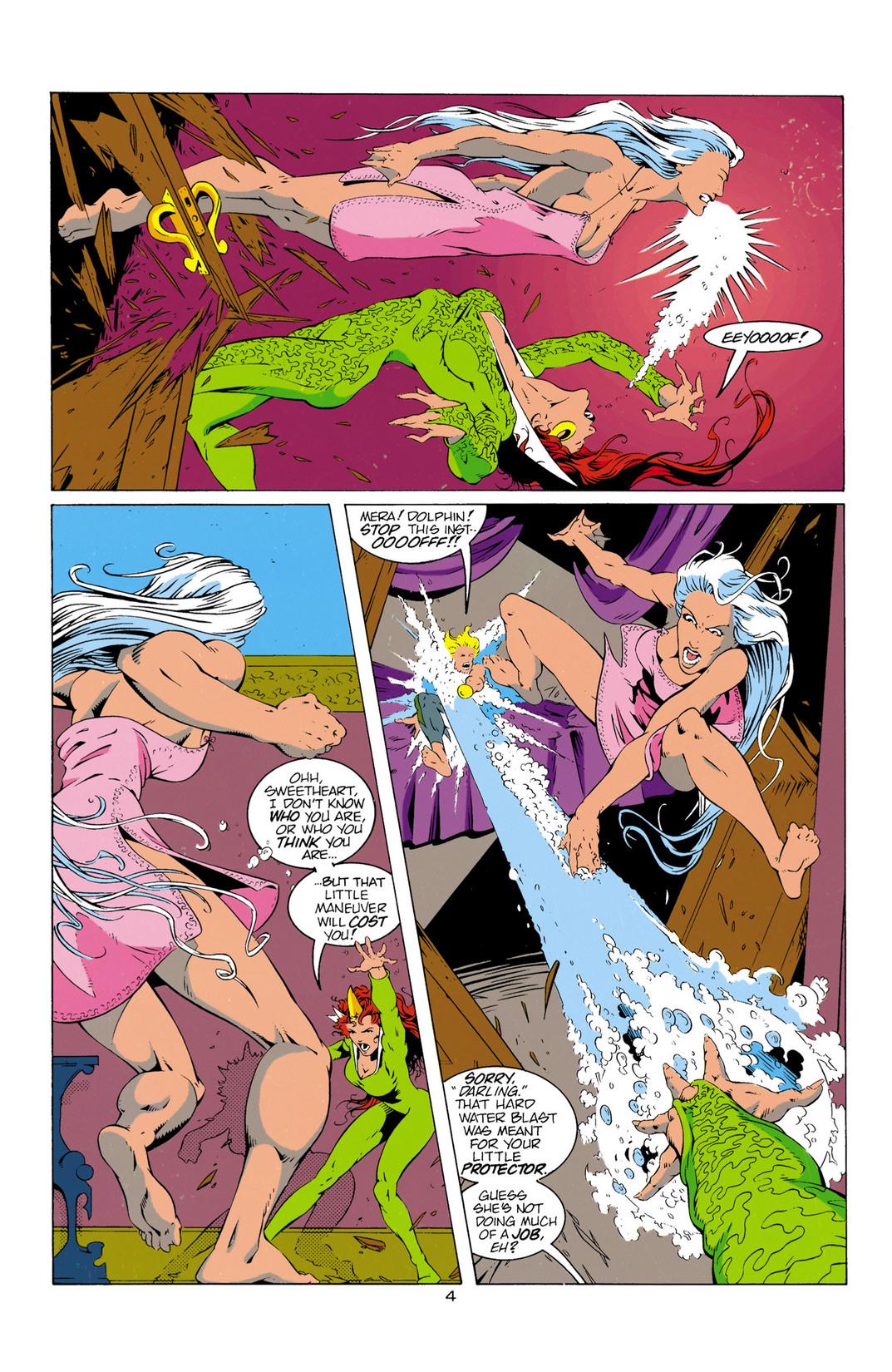 Read online Aquaman (1994) comic -  Issue #12 - 5