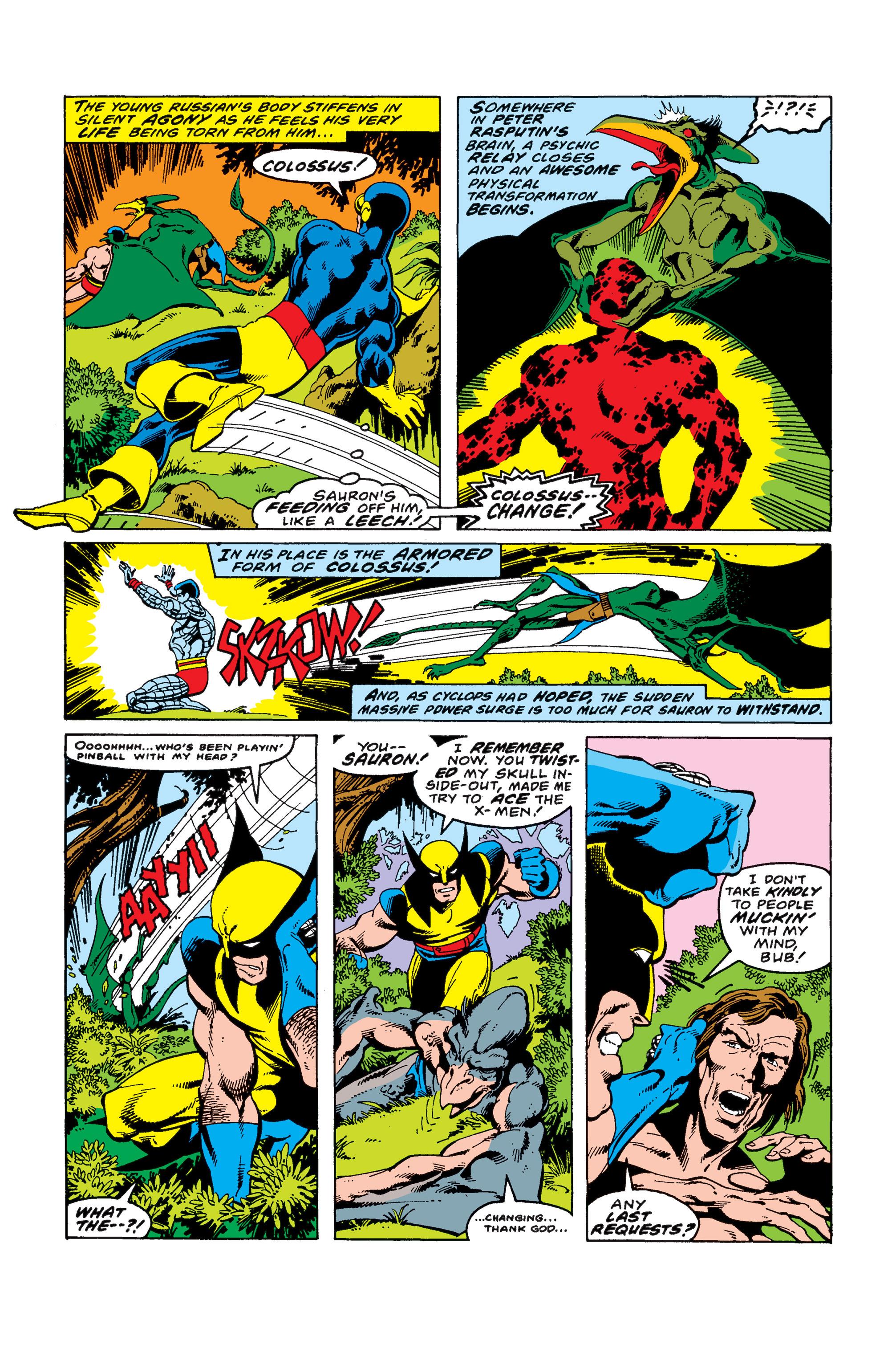 Uncanny X-Men (1963) 115 Page 8