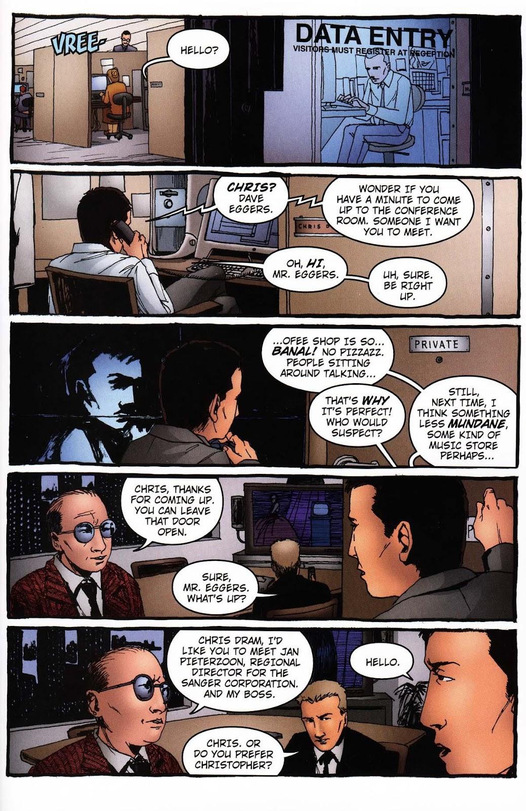 Read online Vampire the Masquerade comic -  Issue # Ventrue - 35
