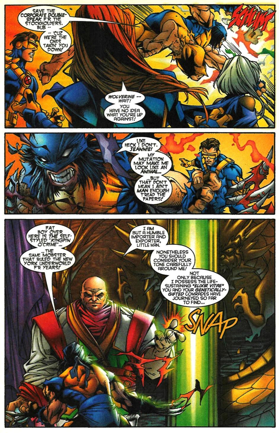 X-Men (1991) 64 Page 3