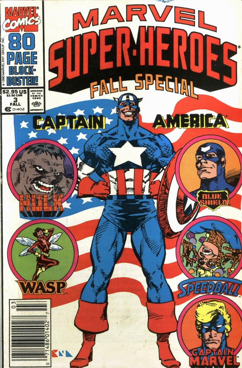 Marvel Super-Heroes (1990) 3 Page 1