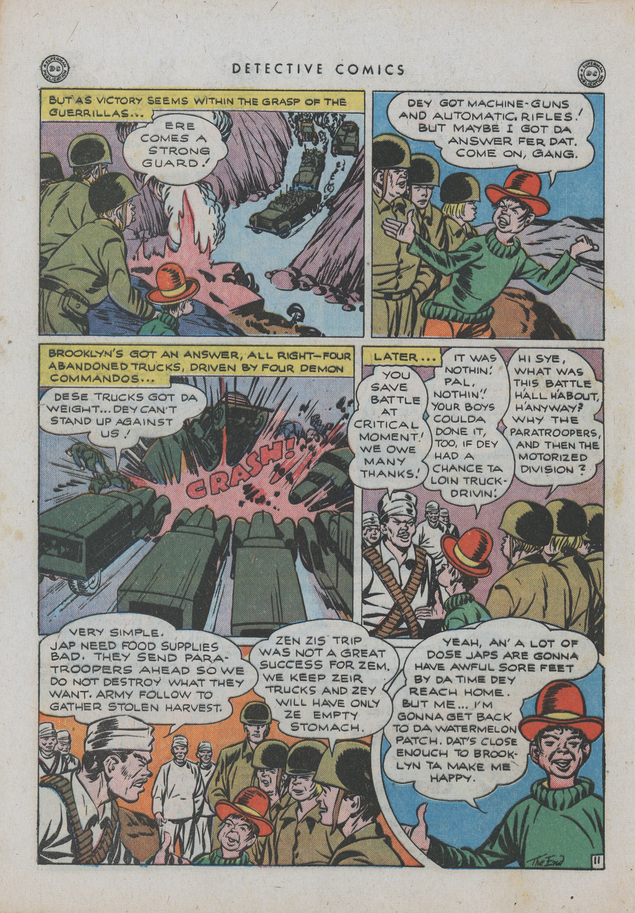 Read online Detective Comics (1937) comic -  Issue #99 - 43