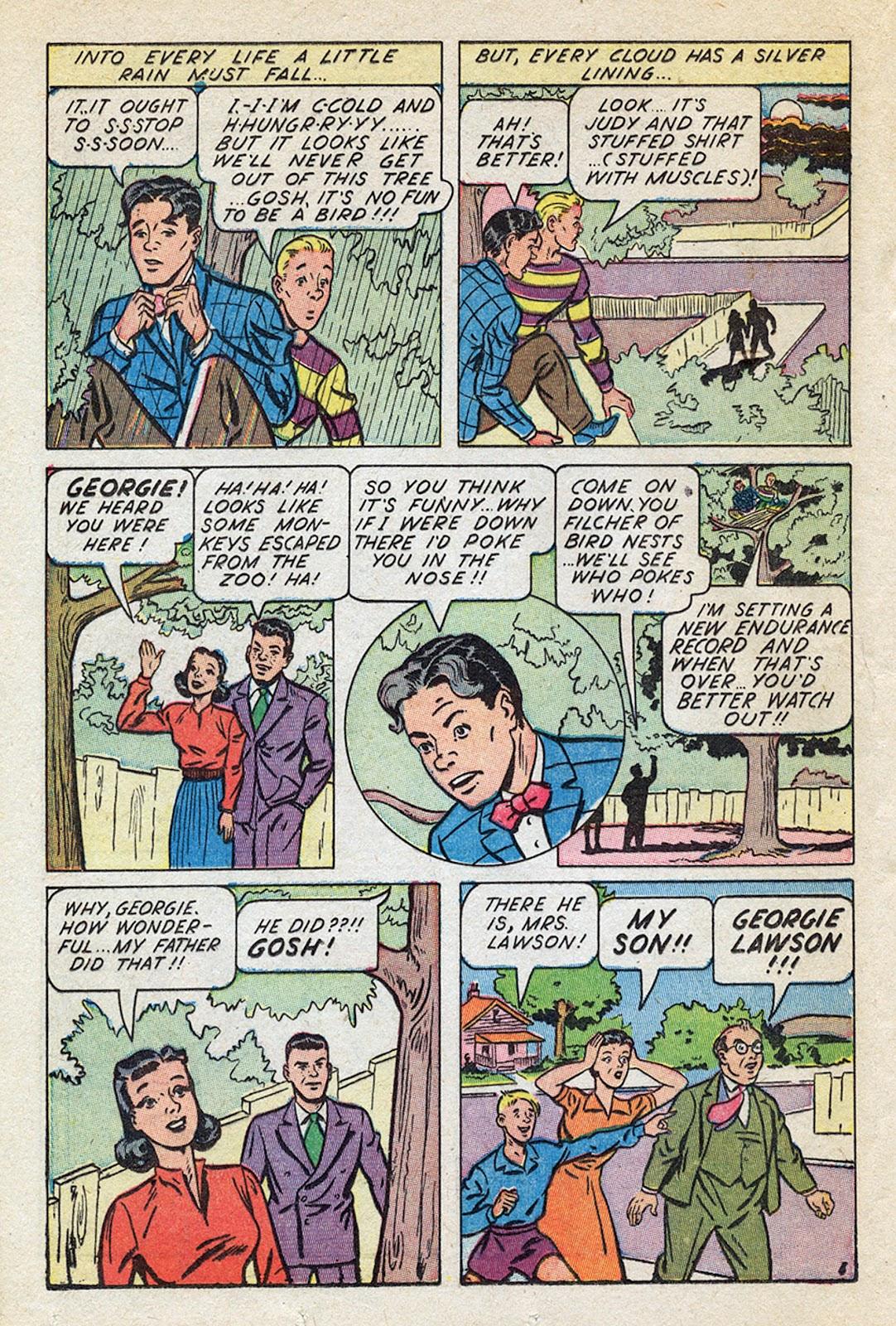 Georgie Comics (1945) issue 4 - Page 32