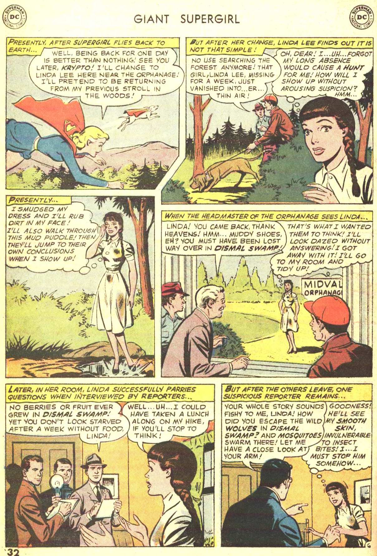Read online Action Comics (1938) comic -  Issue #373 - 31
