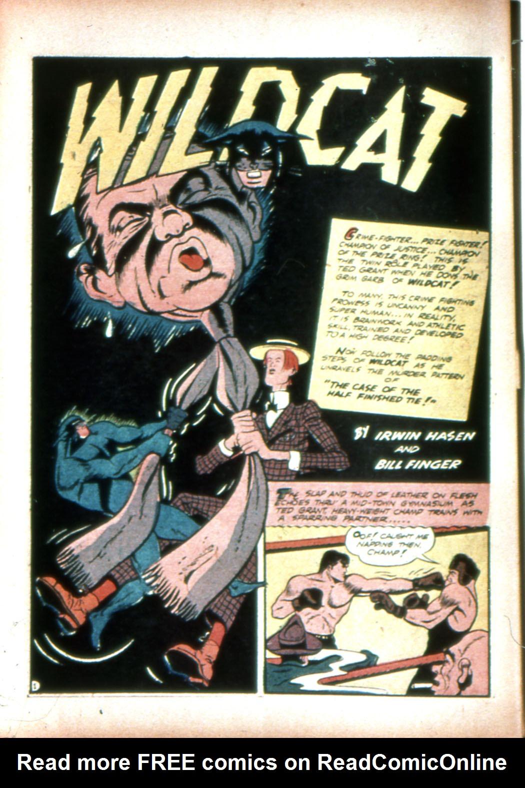 Read online Sensation (Mystery) Comics comic -  Issue #17 - 56
