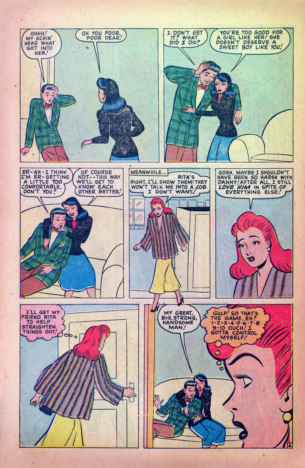 Read online Joker Comics comic -  Issue #42 - 14