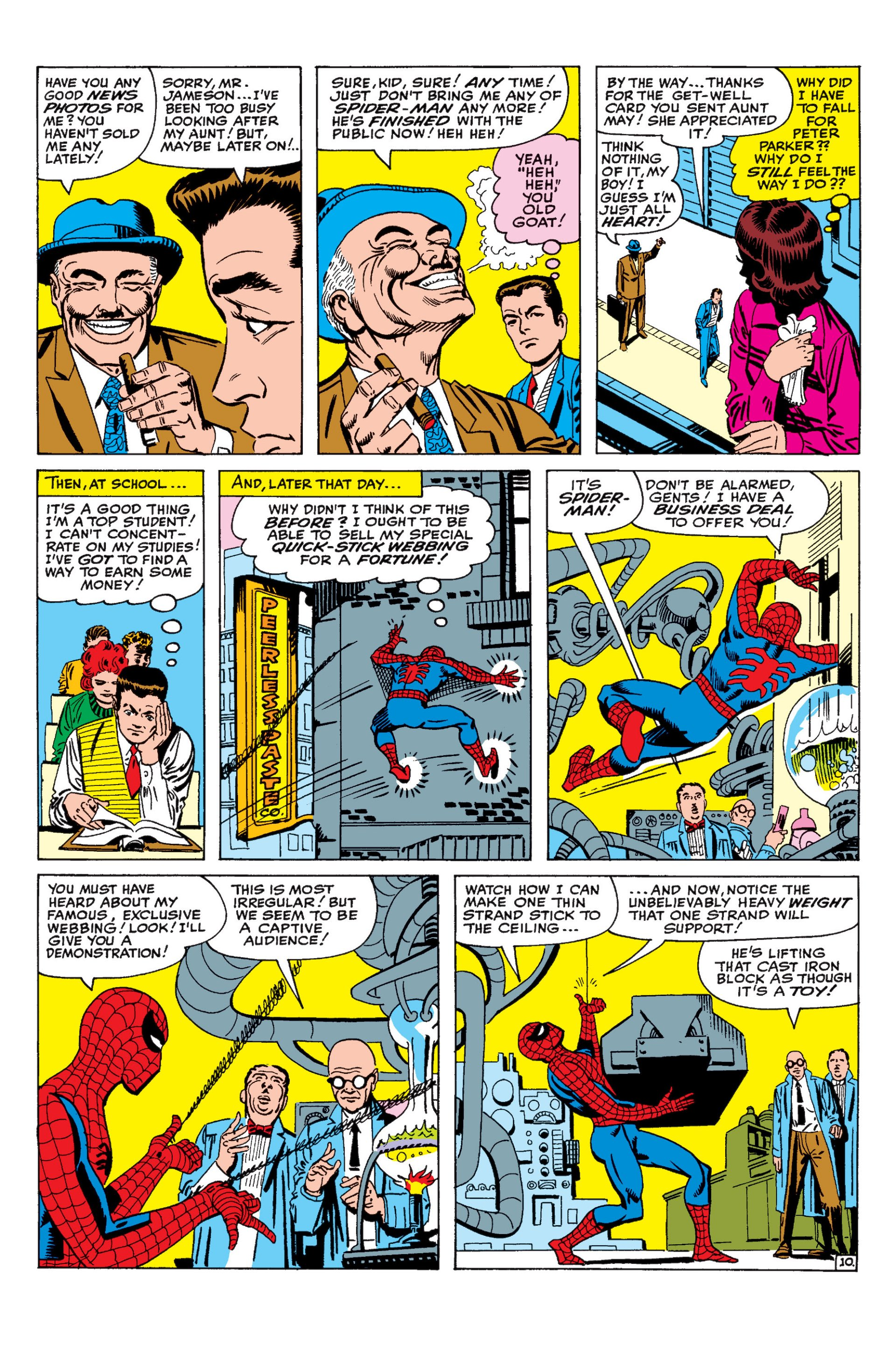 The Amazing Spider-Man (1963) 18 Page 10