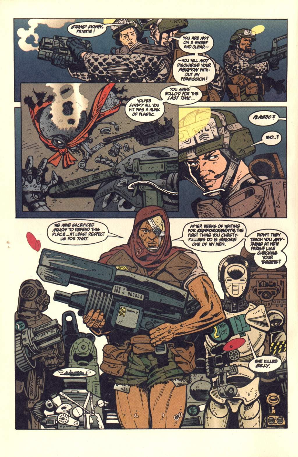 Read online Aliens: Colonial Marines comic -  Issue #7 - 11