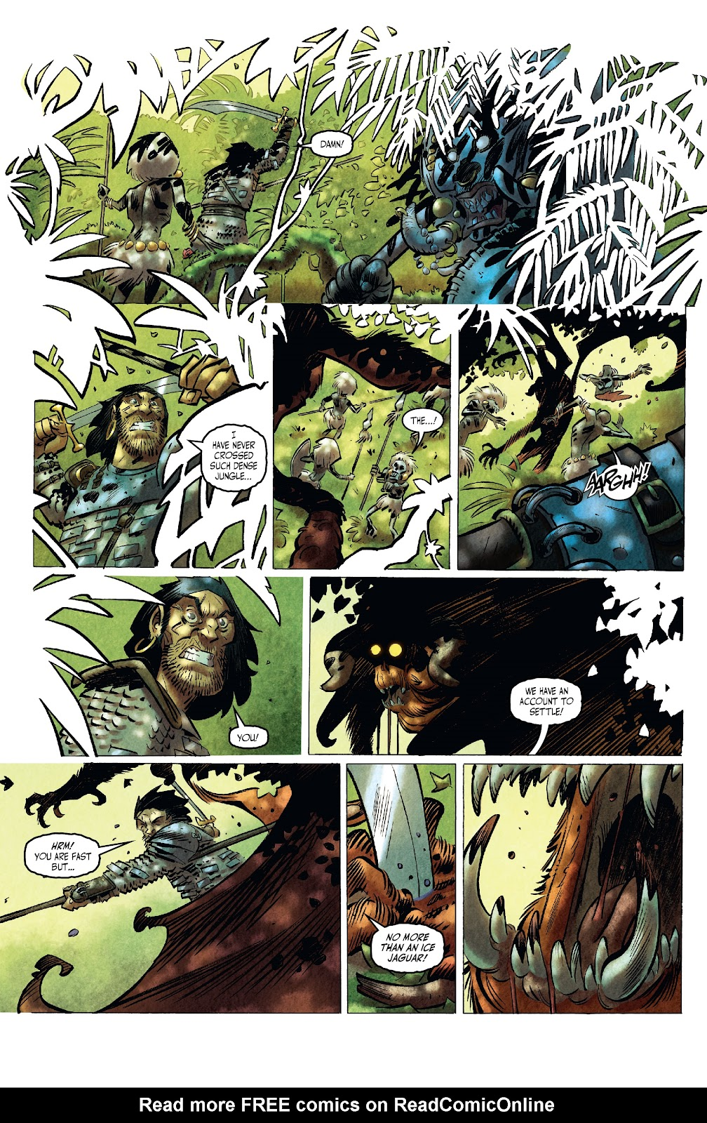 The Cimmerian: Queen of the Black Coast issue 2 - Page 10