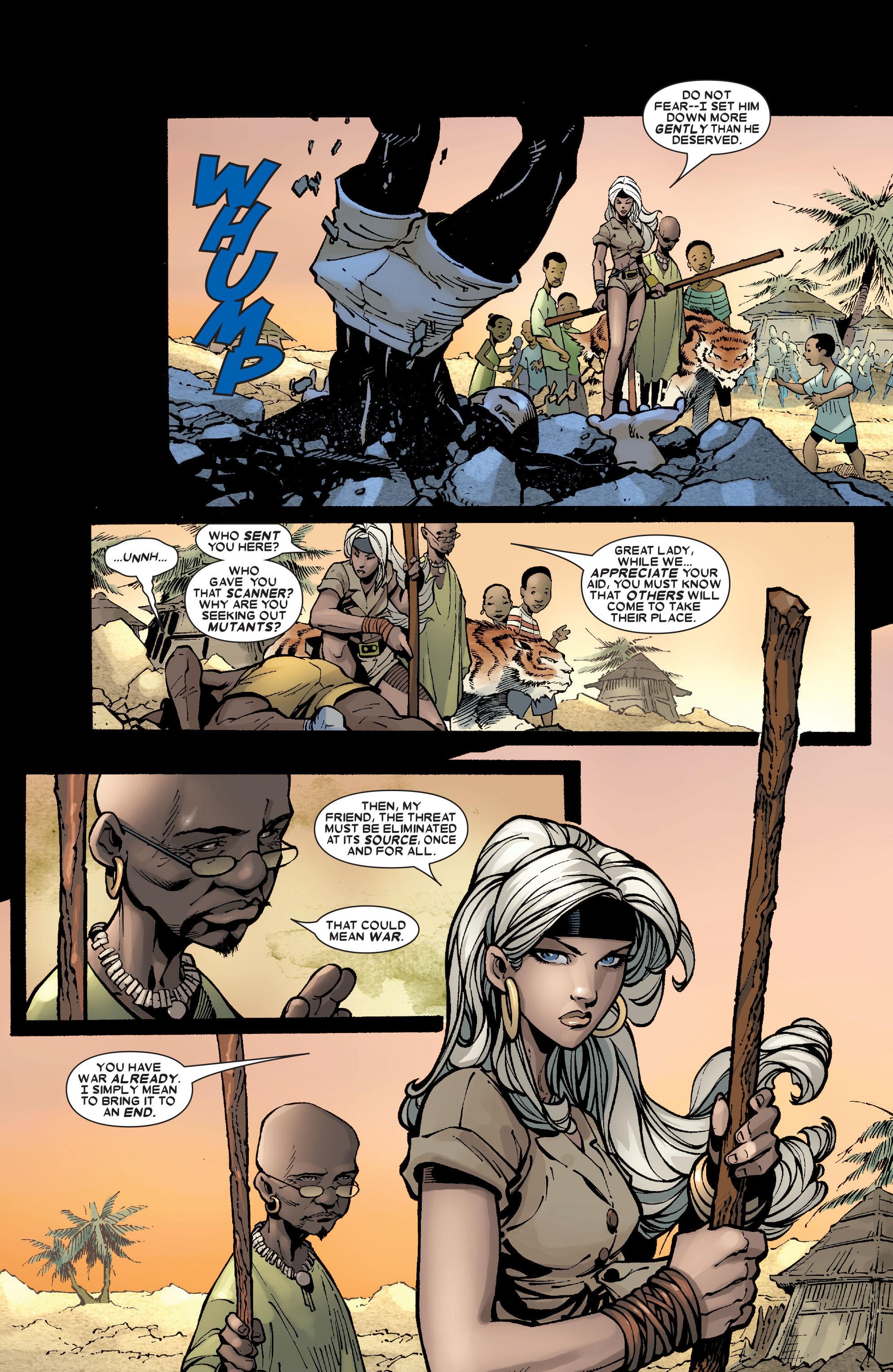 Read online Uncanny X-Men (1963) comic -  Issue #472 - 7