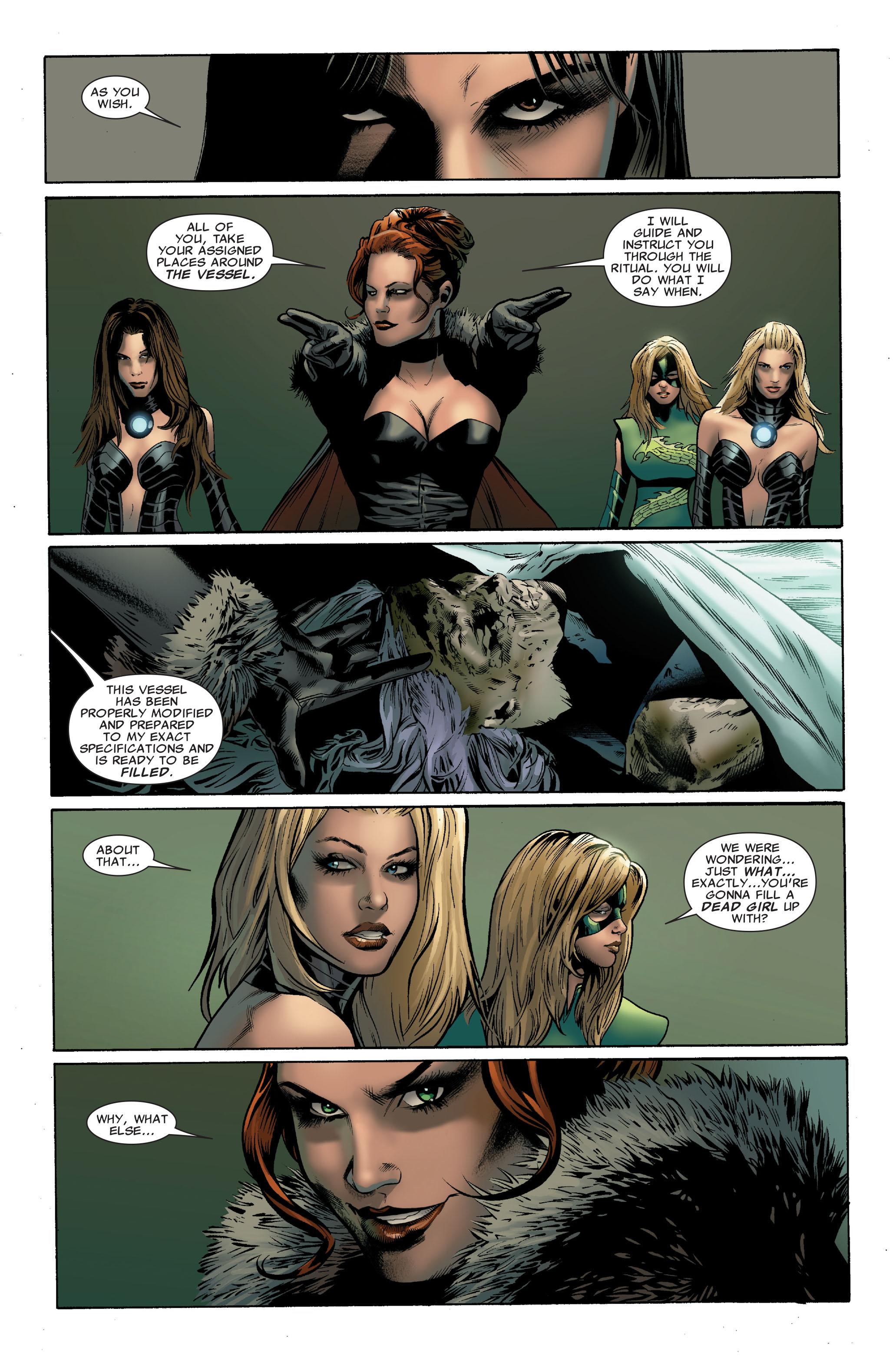 Read online Uncanny X-Men (1963) comic -  Issue #508 - 14