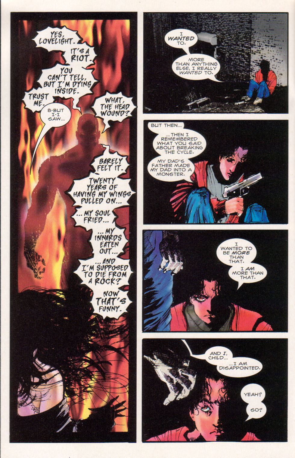 Read online Hellshock comic -  Issue #4 - 19