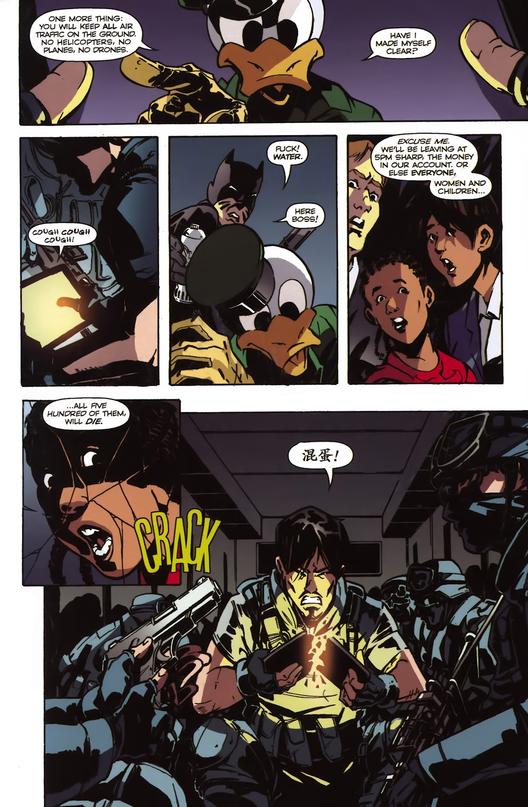 Read online Ricky Rouse Has A Gun comic -  Issue # TPB (Part 1) - 80