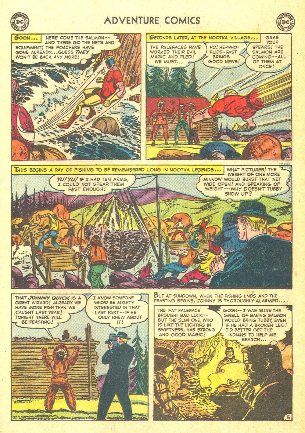 Read online Adventure Comics (1938) comic -  Issue #176 - 29