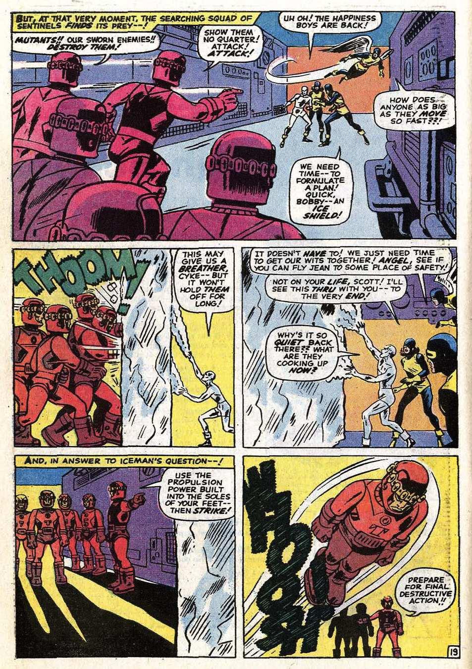 Uncanny X-Men (1963) 68 Page 47