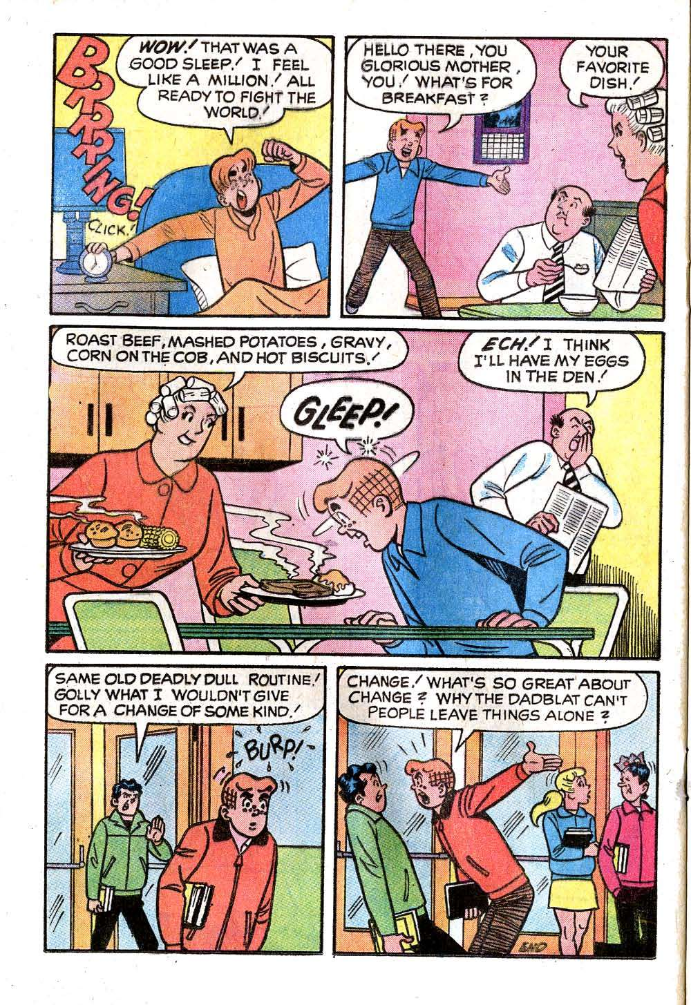 Read online Archie (1960) comic -  Issue #228 - 24