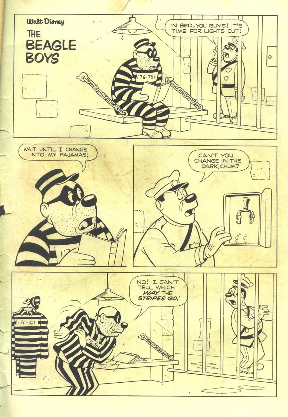 Walt Disney THE BEAGLE BOYS issue 3 - Page 35