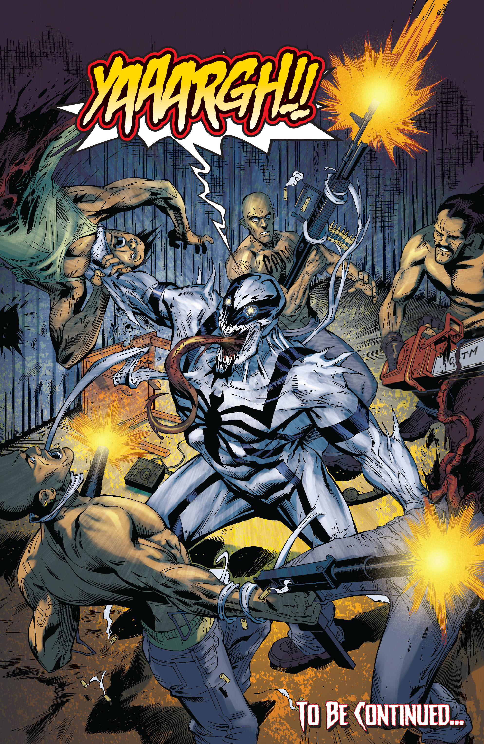 Read online Amazing Spider-Man Presents: Anti-Venom - New Ways To Live comic -  Issue # _TPB - 48