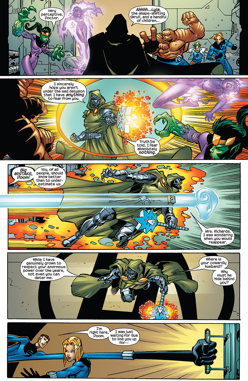 Read online Fantastic Five (2007) comic -  Issue #3 - 15