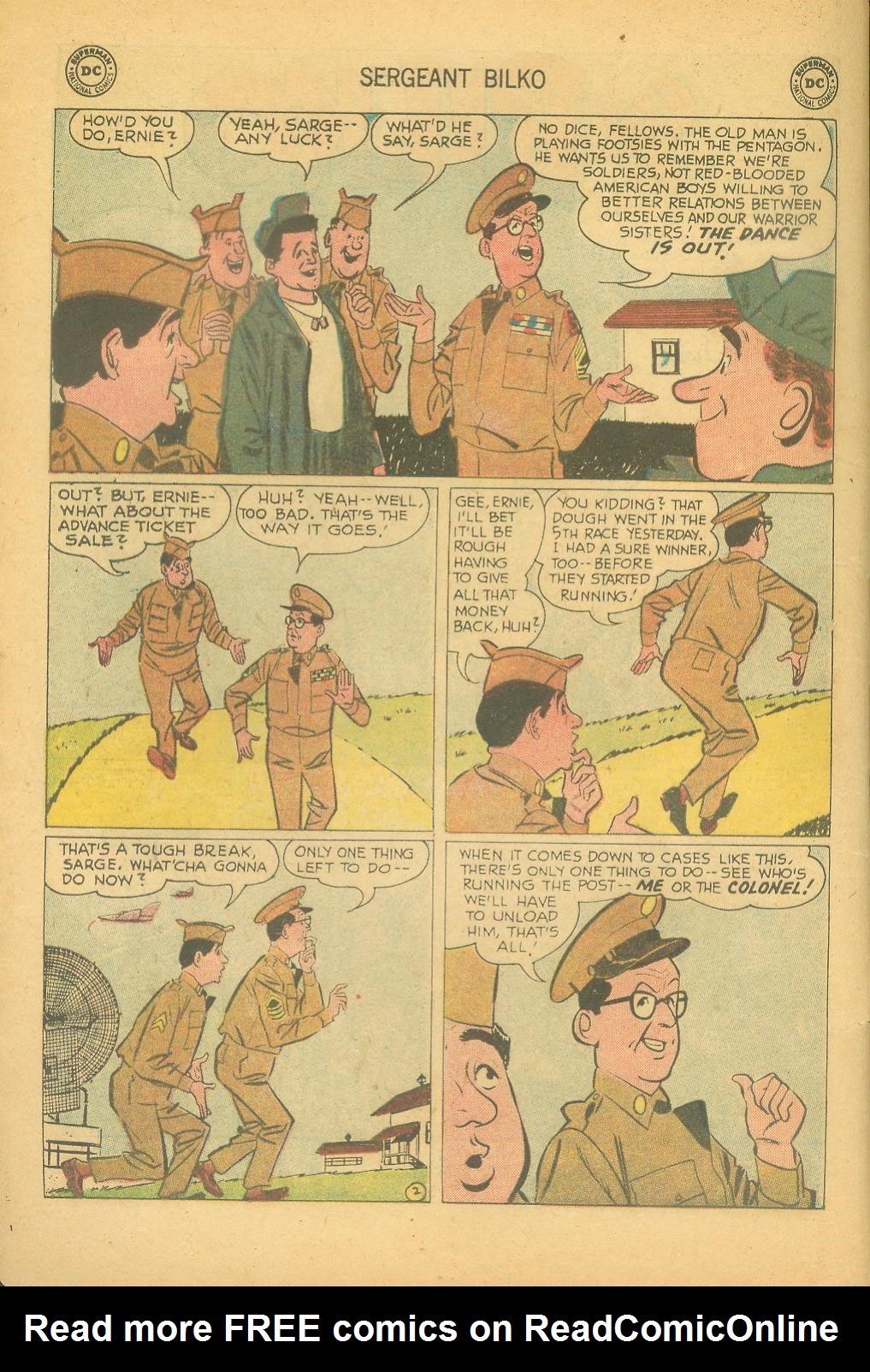 Sergeant Bilko issue 8 - Page 4