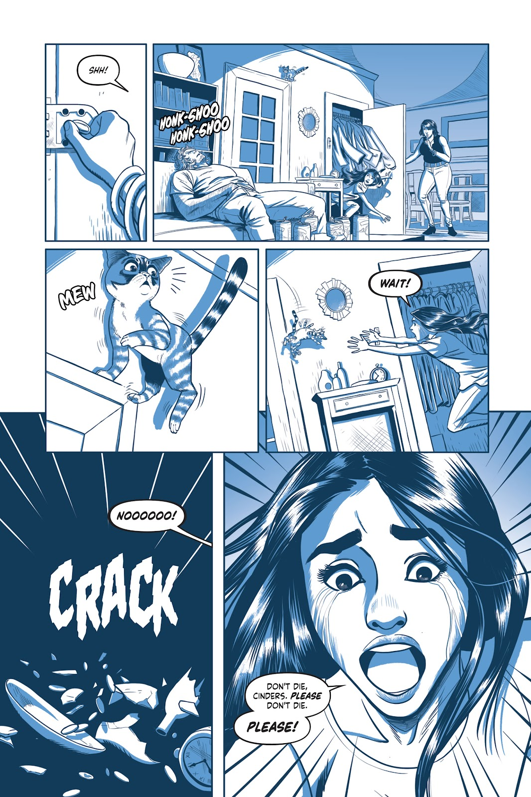 Read online Under the Moon: A Catwoman Tale comic -  Issue # TPB (Part 1) - 62