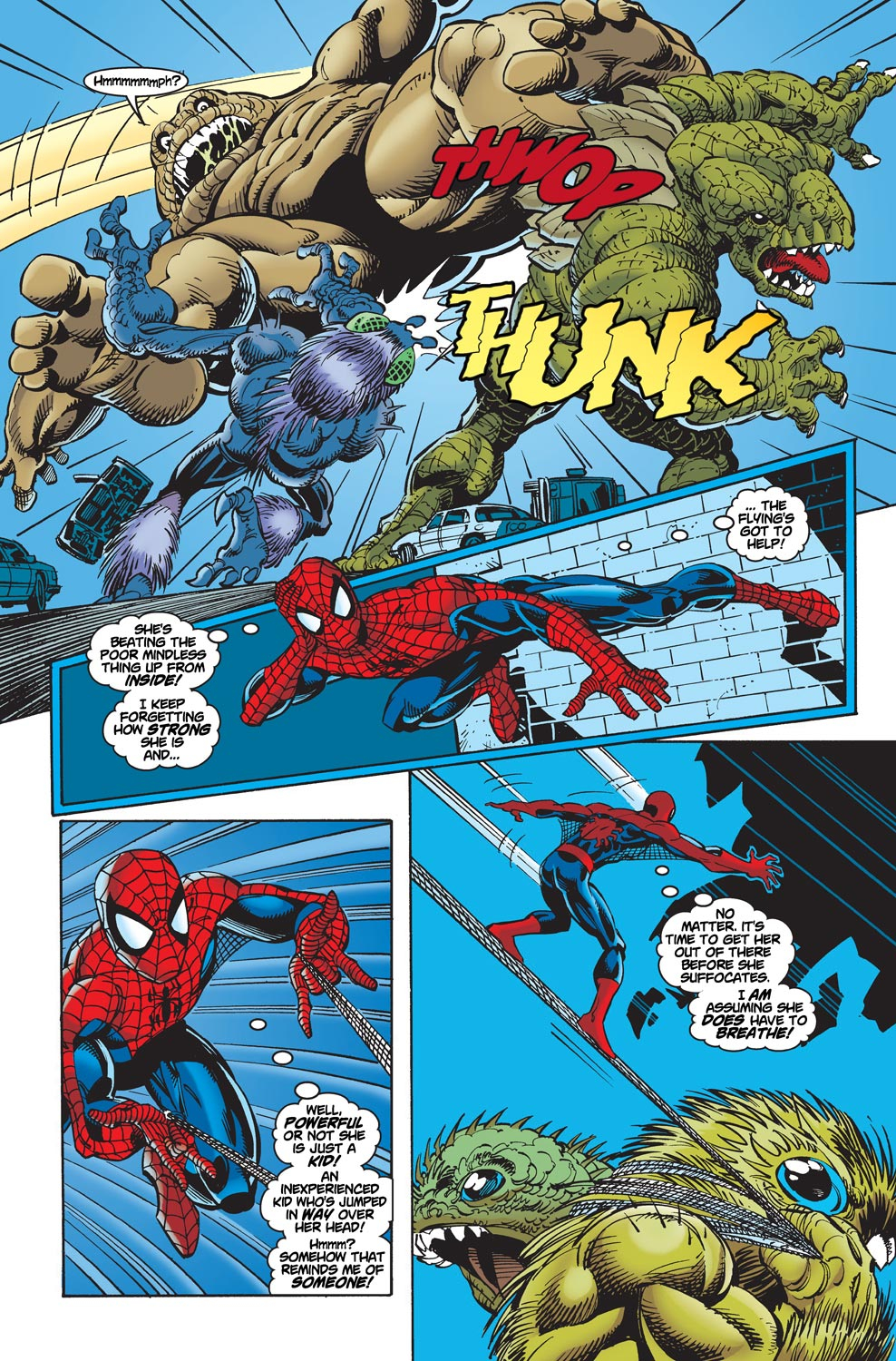 The Amazing Spider-Man (1999) 5 Page 13