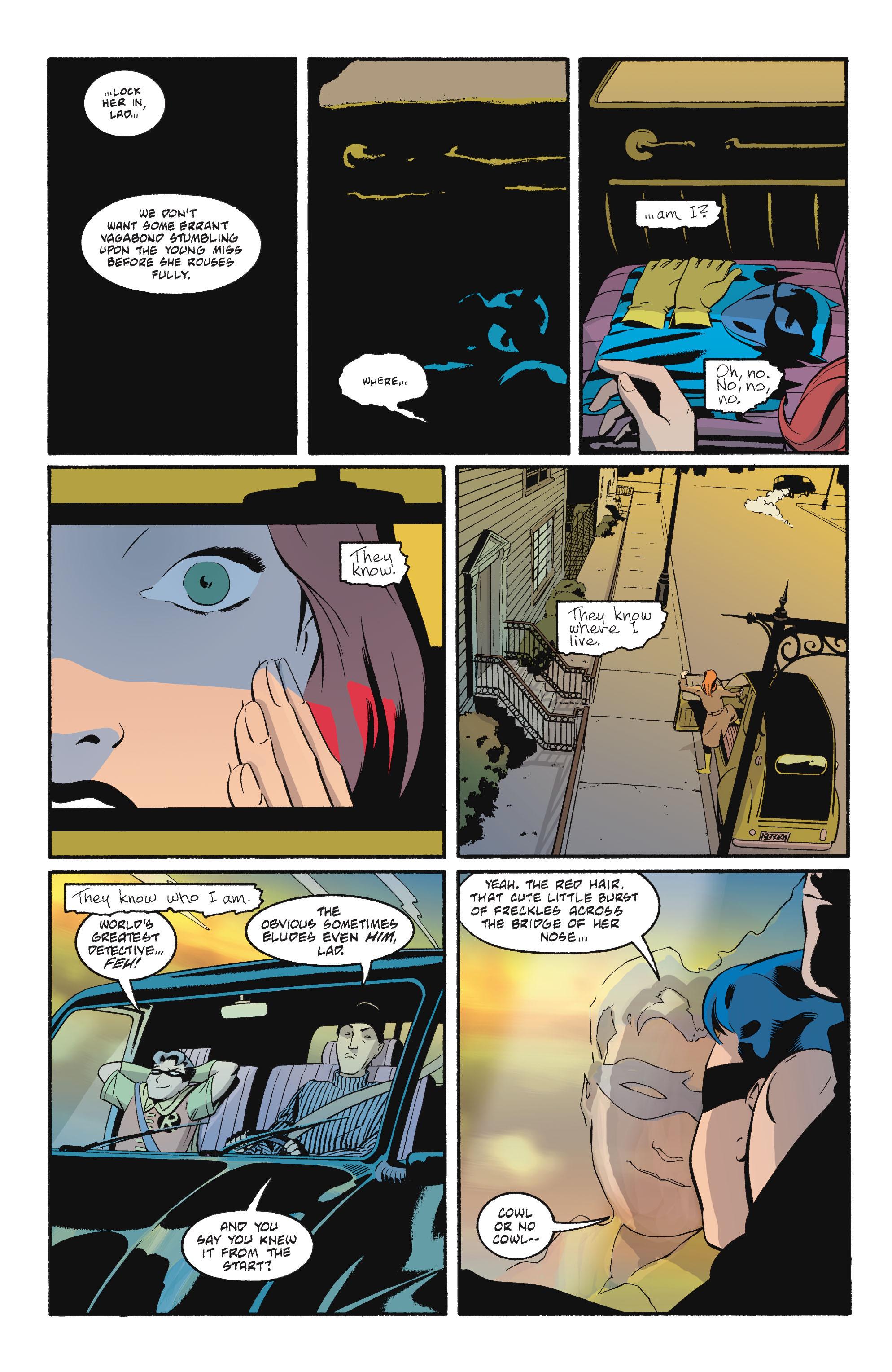Read online Batgirl/Robin: Year One comic -  Issue # TPB 2 - 82