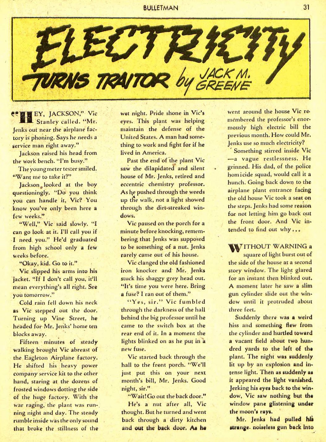 Bulletman issue 12 - Page 30