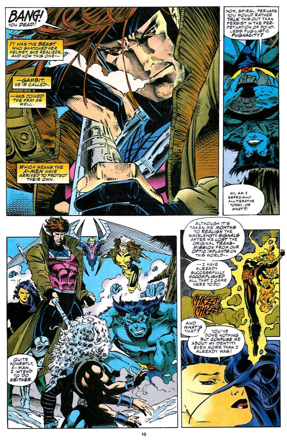 X-Men (1991) 32 Page 6