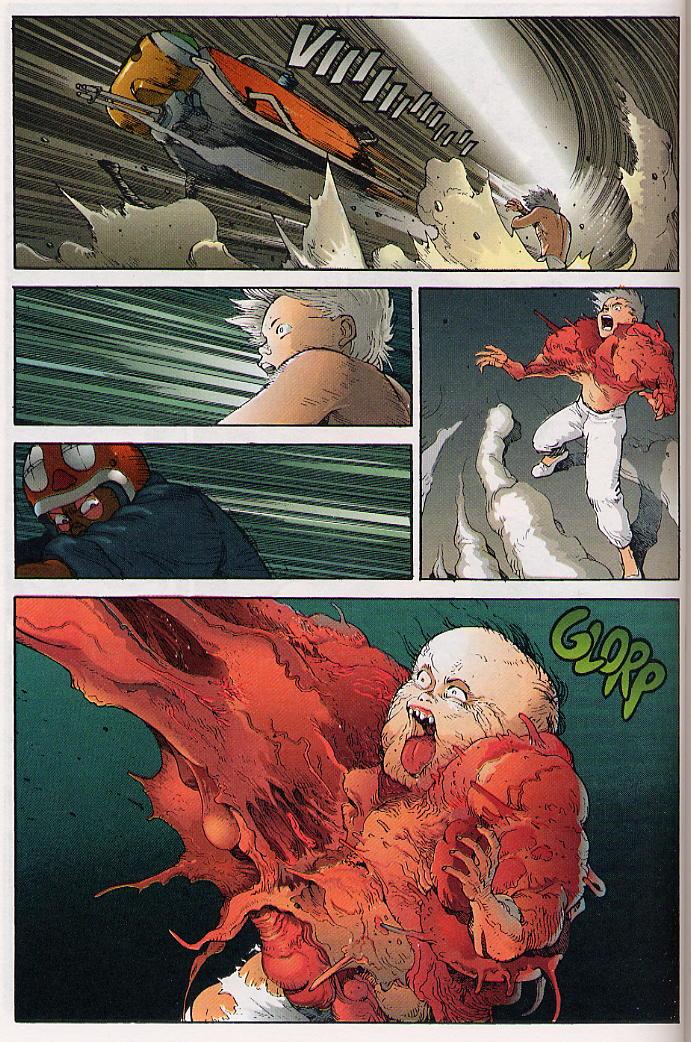 Read online Akira comic -  Issue #31 - 33