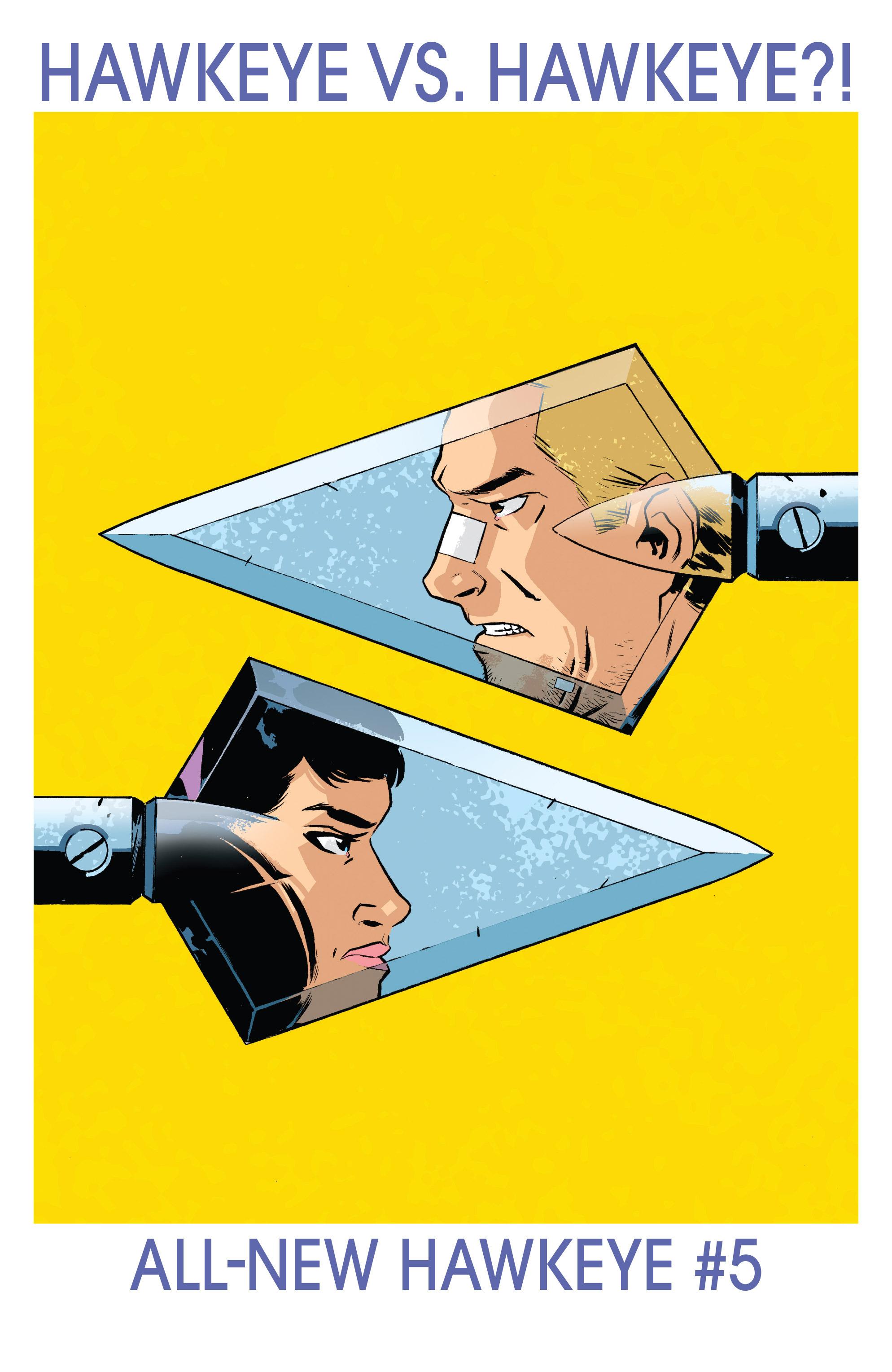 Read online All-New Hawkeye (2016) comic -  Issue #4 - 20