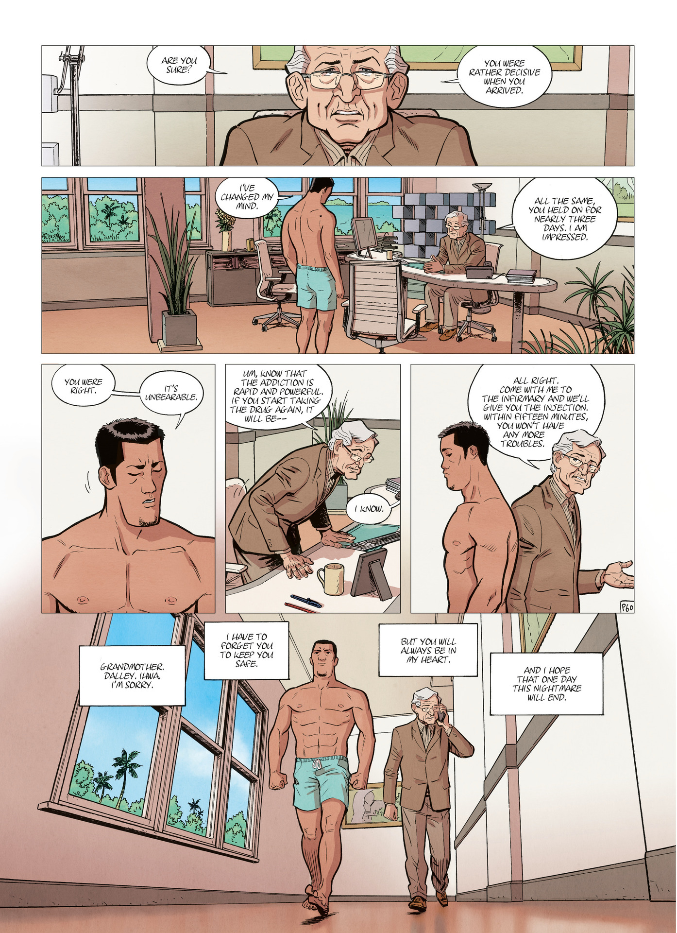 Read online Alter Ego comic -  Issue #5 - 64