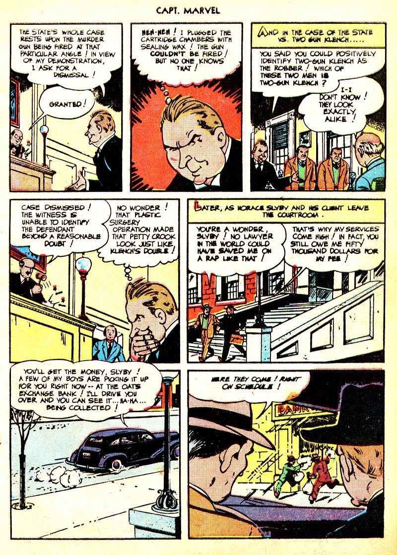 Captain Marvel Adventures issue 93 - Page 19