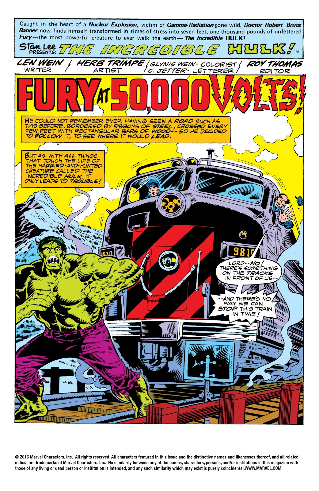 Read online Marvel Masterworks: The Incredible Hulk comic -  Issue # TPB 10 (Part 3) - 42