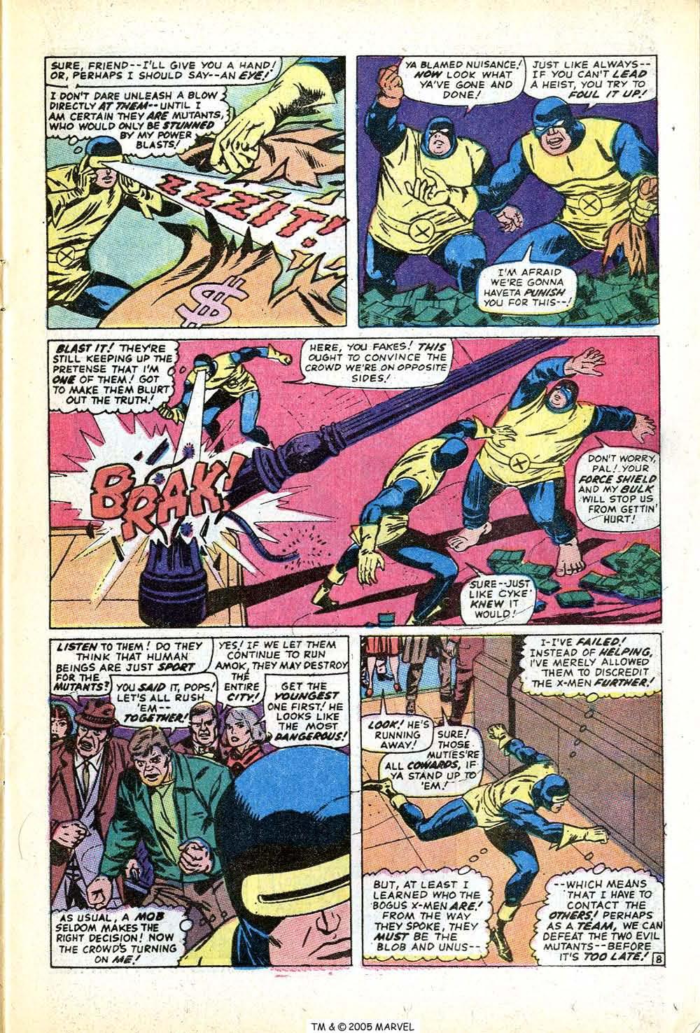 Uncanny X-Men (1963) issue 71 - Page 13
