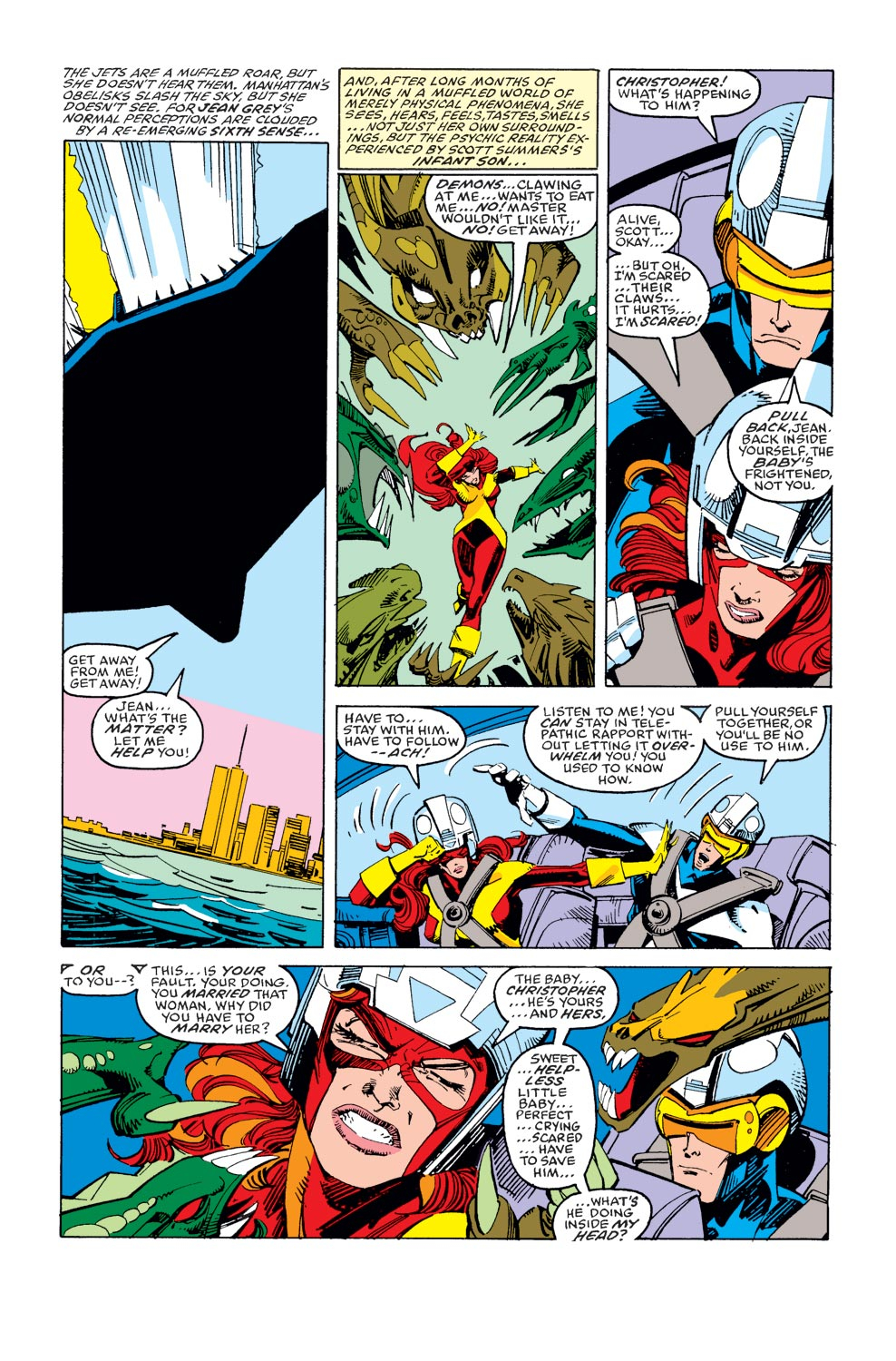 Read online X-Factor (1986) comic -  Issue #36 - 8